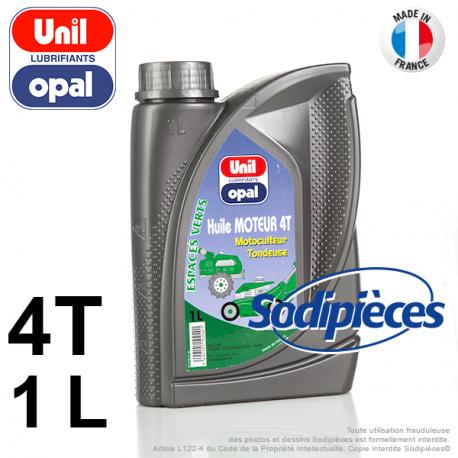 Huile moteur 4 temps SAE30 Unil Opal – 1 litre