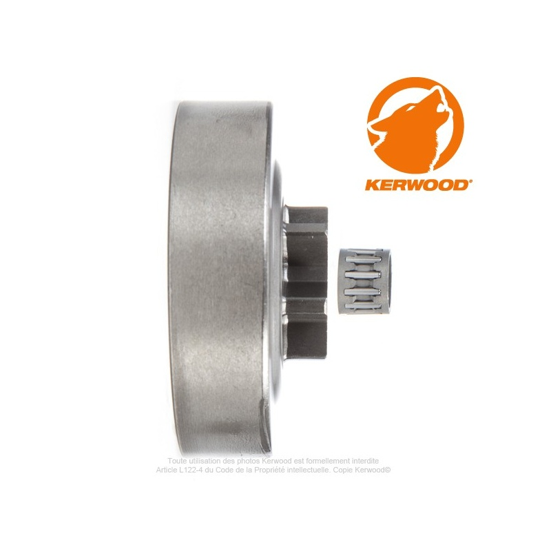 Pignon étoile 6 dents 3/8″LP Kerwood pour STIHL 11236402073