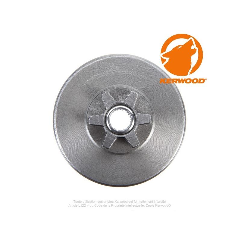 Pignon étoile 6 dents 3/8″LP Kerwood pour HOMELITE A95653B