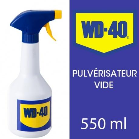 Pulvérisateur vide WD-40 550 ml