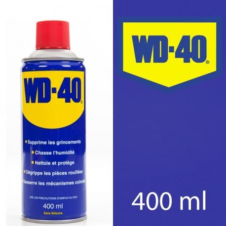 Dégrippant, lubrifiant WD-40 400ml
