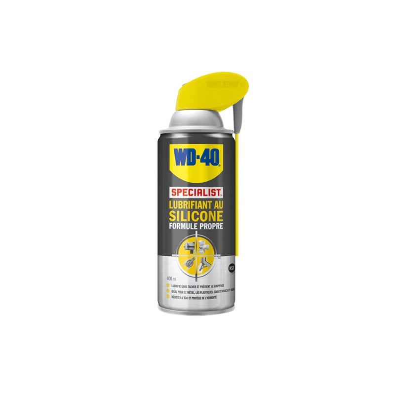 Lubrifiant au silicone WD-40 400 ml