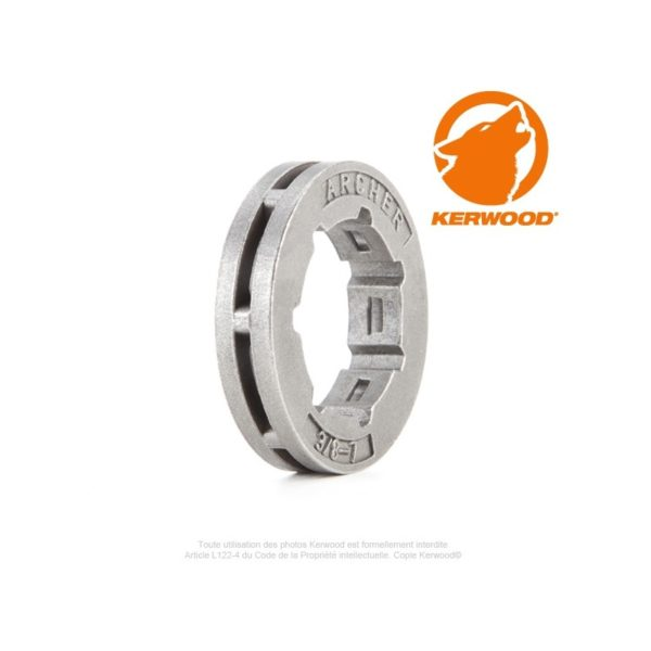 Bague standard 7 dents 3/8″ Kerwood