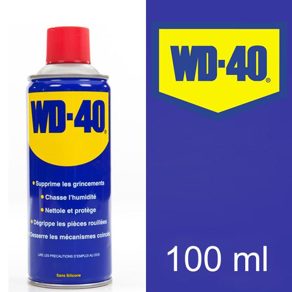 Dégrippant, lubrifiant WD-40 100ml