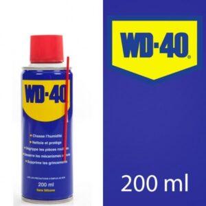 Dégrippant, lubrifiant WD 40 200ml