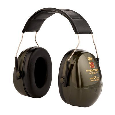Casque anti-bruits 3M Peltor Optime II, 31 dB