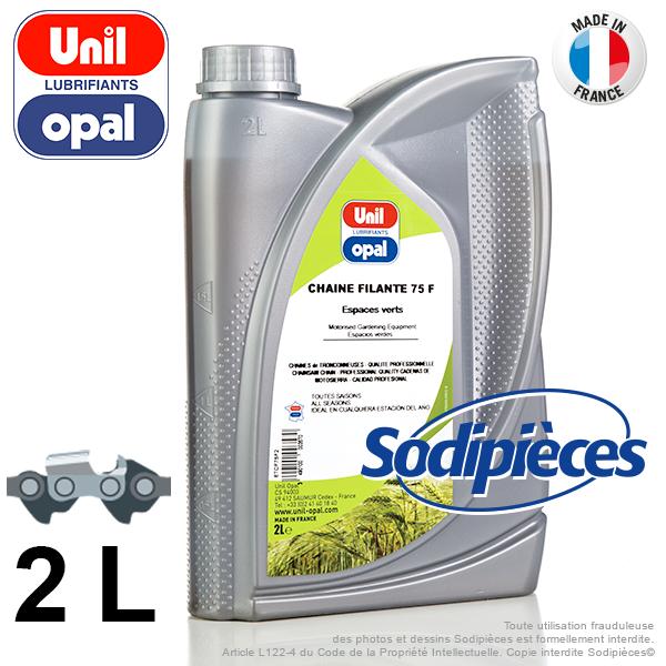 Huile de chaîne 75F Unil Opal – 2 litres