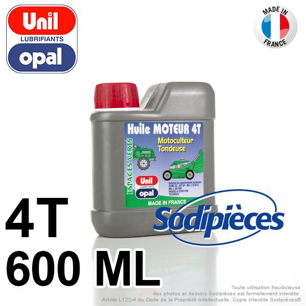 Huile moteur 4 temps SAE30 Unil Opal – 0,6 litre
