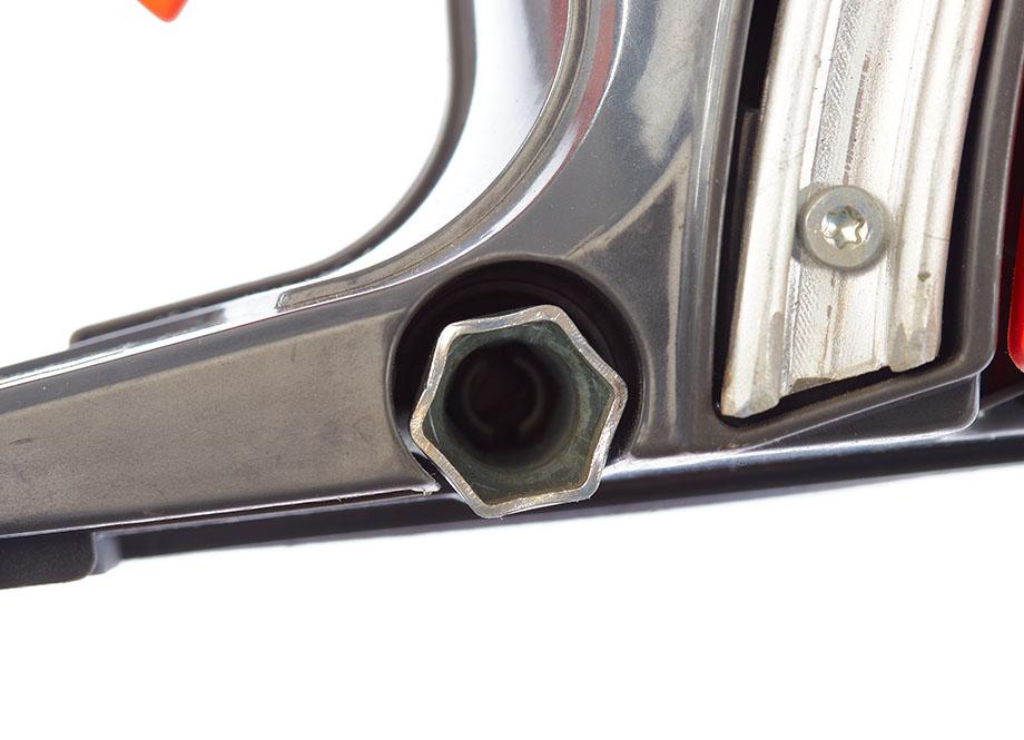 ANOVA M445HXP – Tronçonneuse thermique 2,7cv 45 cm3