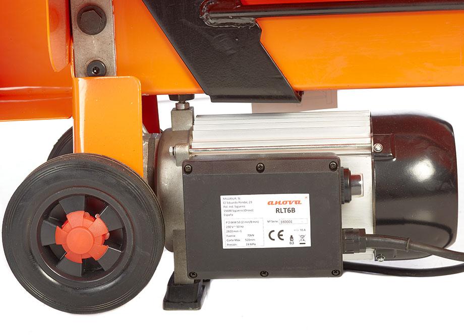 Anova RLT6B – Fendeur de bûches électrique 6T 2600W
