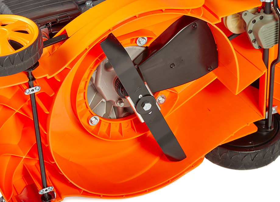 ANOVA CC240PT tondeuse à gazon 40 cm, moteur thermique 135 cm³, 3,2 ch
