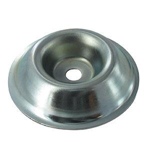 Coupelle d'appui, Bol glisseur alésage 8 mm pour débroussailleuse