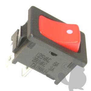 Interrupteur marche /arrêt pour GGP 118800202/0