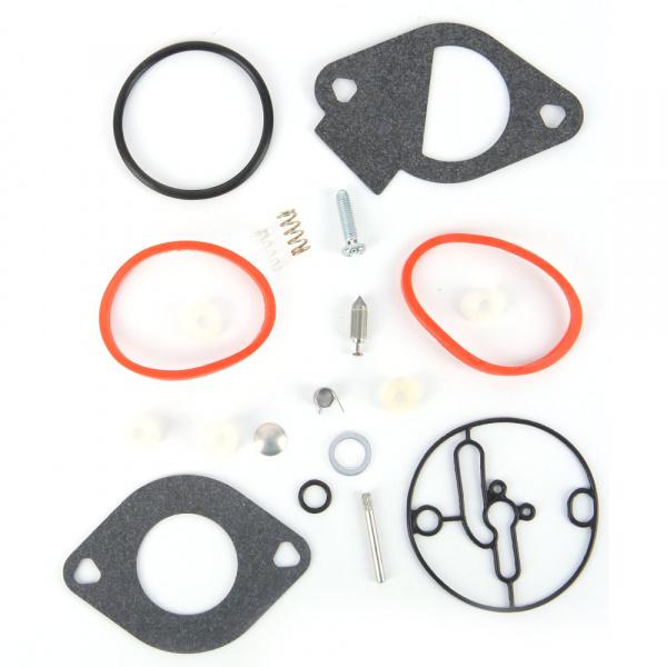 Kit réparation pour carburateur Nikki et Briggs & Stratton 796184, 790032, 699521
