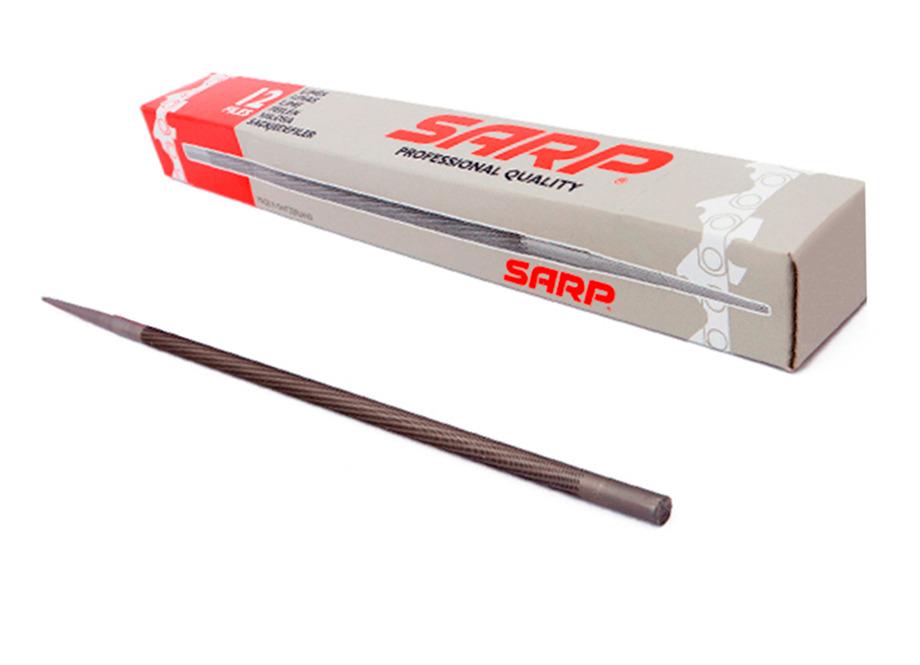 Lime ronde 4,8mm (3/16″) SARP pour affûtage des chaînes de tronçonneuse