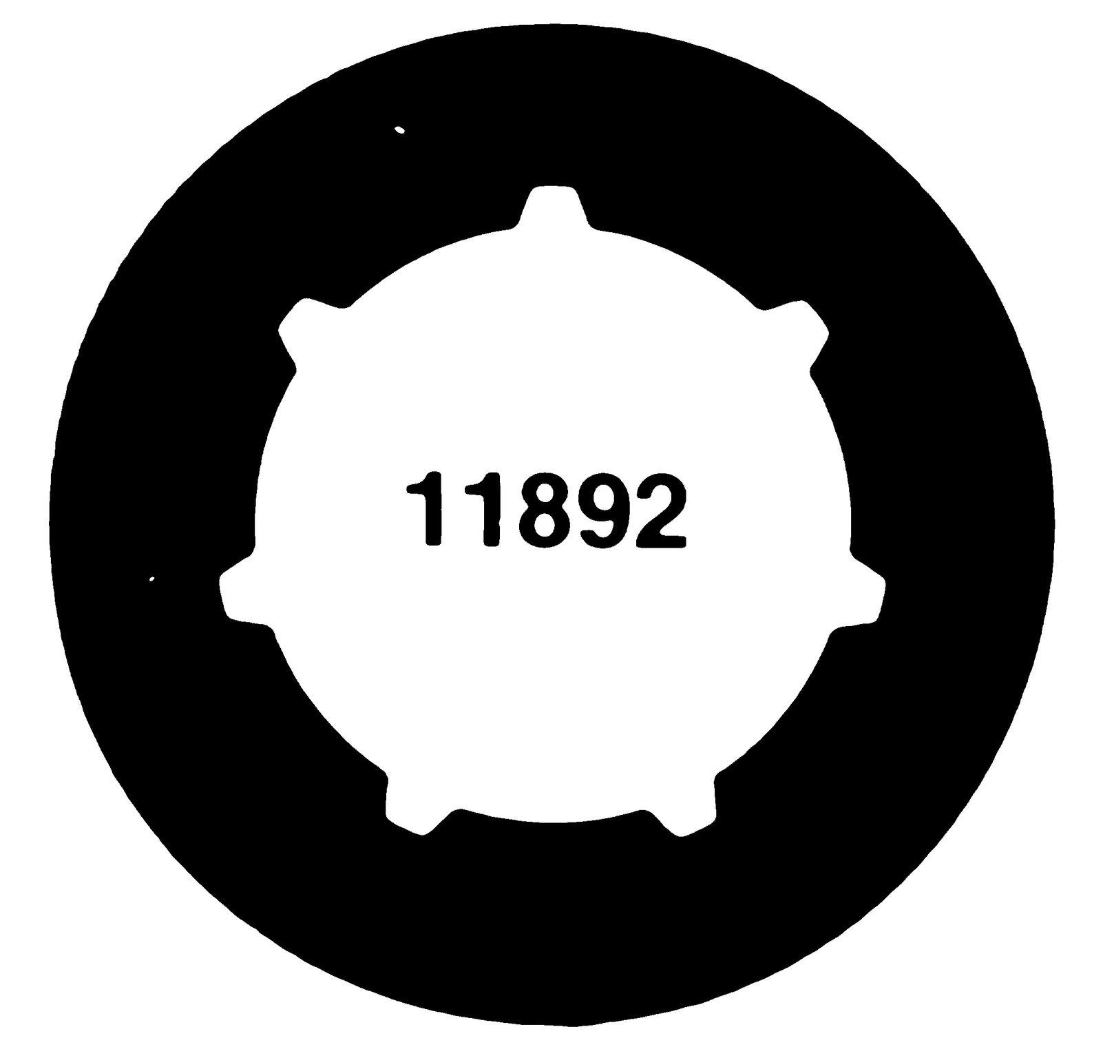 Bague flottante pignon de tronçonneuse 7 dents .325″ – Oregon 11892