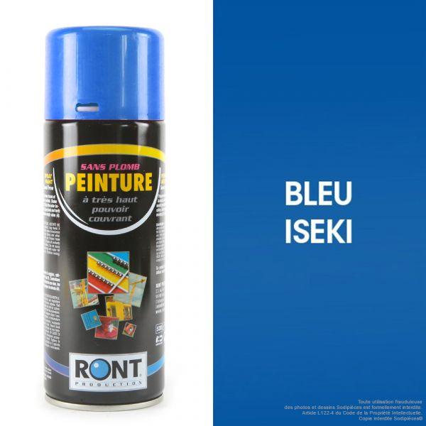 Bombe de peinture bleu Iseki 400 ml – RONT
