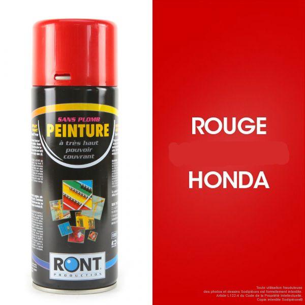 Bombe de peinture rouge Honda 400 ml – RONT