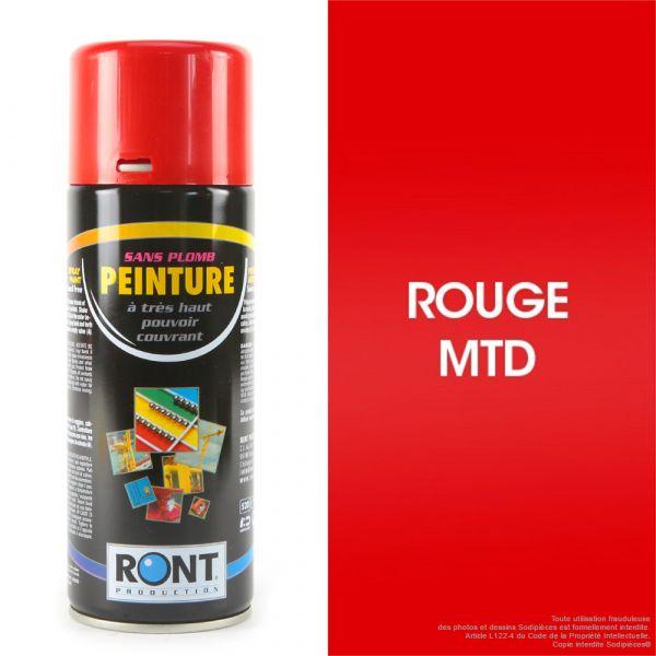 Bombe de peinture rouge MTD 400 ml – RONT
