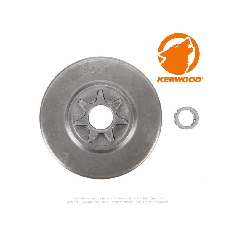 Pignon étoile 7 dents .325″ Kerwood pour ECHO A556000171, A556000172