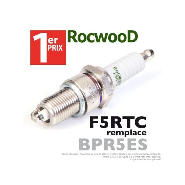 Bougie d'allumage Rocwood F5RTC