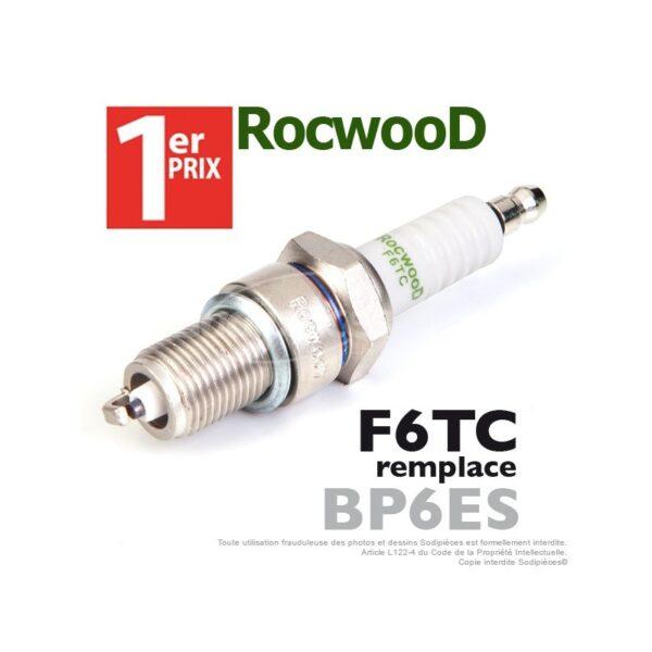 Bougie d'allumage Rocwood F6TC