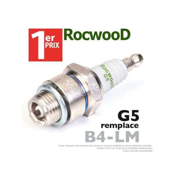 Bougie d'allumage Rocwood G5