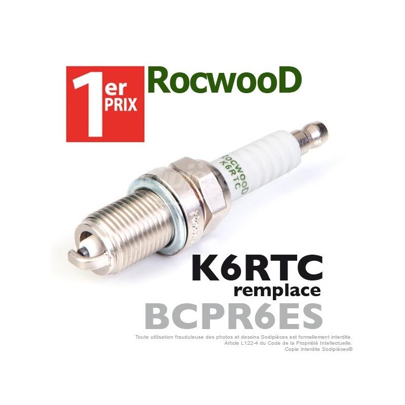 Bougie d'allumage Rocwood K6RTC