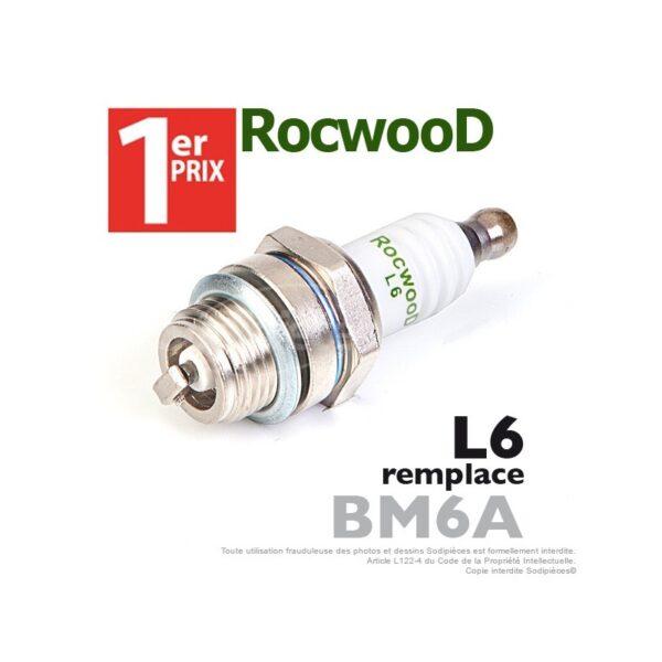 Bougie d'allumage Rocwood L6
