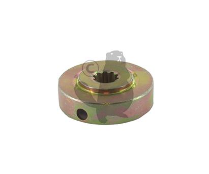 Rondelle de centrage supérieure 10 cannelures origine GGP 118802464