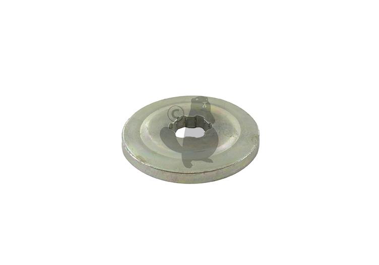 Rondelle de centrage inférieur 6 cannelures origine GGP 3612640