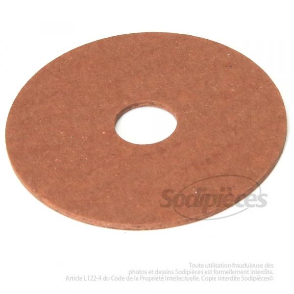 Rondelle de friction en fibre Ø 60 mm, alésage 12,7 mm