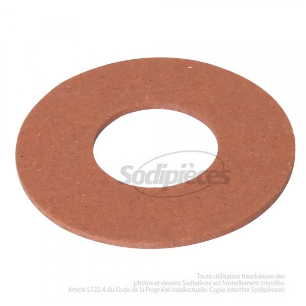 Rondelle de friction en fibre Ø 60 mm, alésage 25 mm