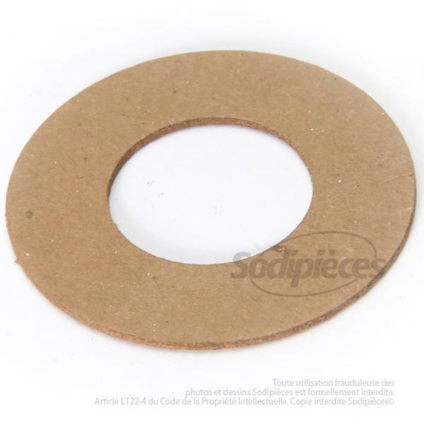 Rondelle de friction en fibre Ø 60 mm, alésage 29 mm