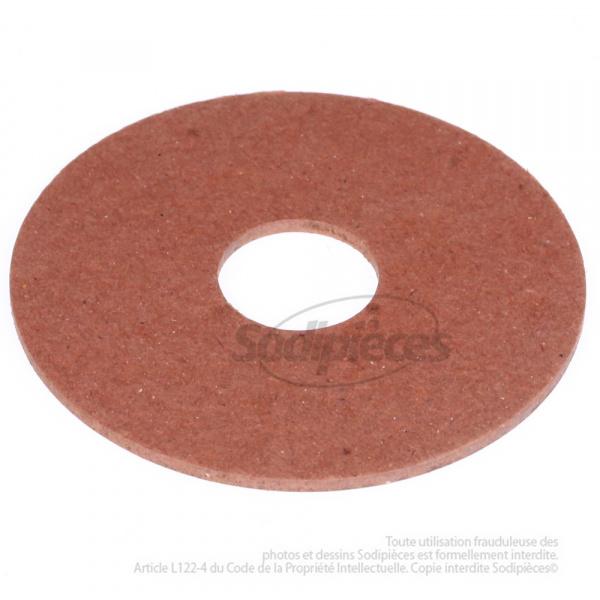 Rondelle de friction en fibre Ø 60 mm, alésage 16 mm